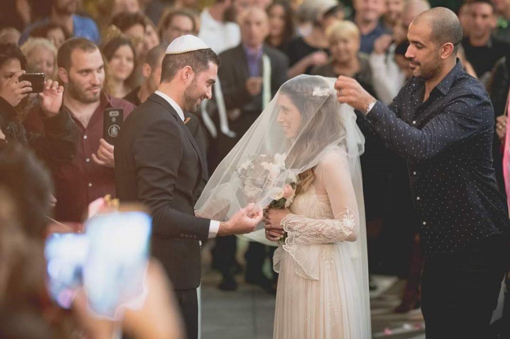 אלעד מליחי bridesman. צילום: קובי מהגר
