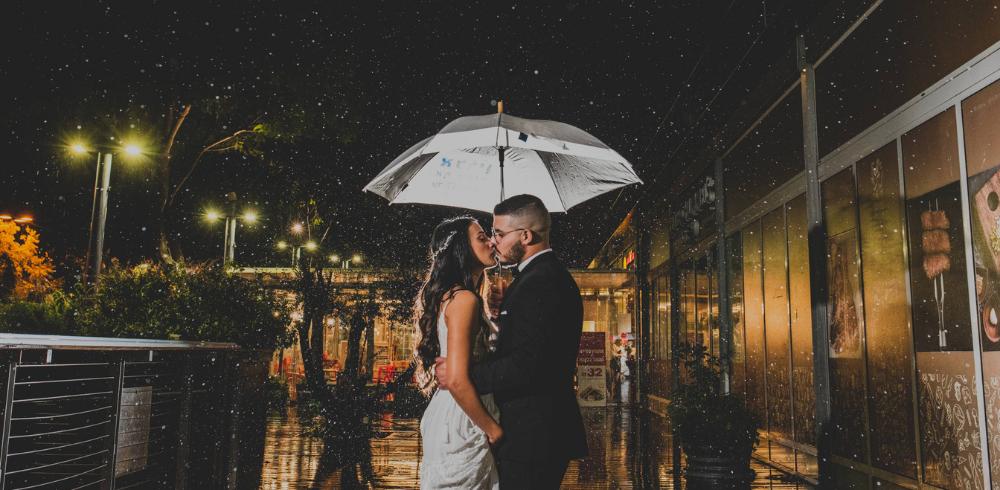 צילום חתונה חורפי
