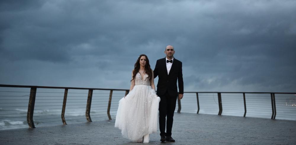 חתונה ביום סגריר